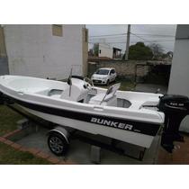 Lancha Tracker Bunker Fishing 550 Oferta !!!