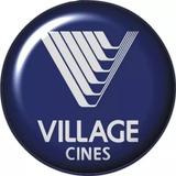 Entrada Cine Village Sala 3d
