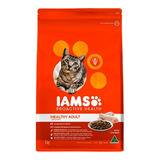 Alimento Iams Proactive Health Healthy Adult Gato Adulto Pollo 3kg