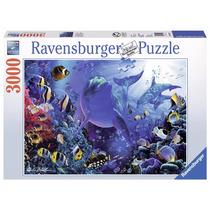 Rompecabezas Ravensburger 3000 Piezas Underwater Paradise
