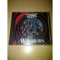 Lethal - Warriors ( Halley ) Excelente Estado