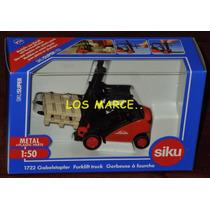 Siku 1722 Forklift Truck Clarck Grua 1/50 Siku Super