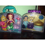 Mini Animators Ariel / Jazmin Princesa Original Disney Store