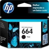 Cartucho Hp 664 Negro/color Original 2135 3635 4535 4675