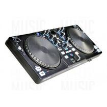 Oferta! Controlador Dj Midi American Pro Dmc-200 Mixer Plac