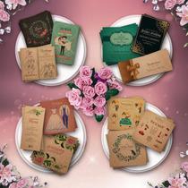 Invitaciones Tarjetas Sobre Casamientos Boda | Vintage Kraft