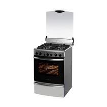 Cocina A Gas Orbis 978acom 55cm Inox 3 Niveles De Coccion