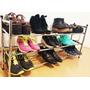 Organizador De Zapatos Extensible 15 Pares Placard Ropero