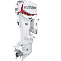 Motor Fuera De Borda Evinrude Etec 90 Hp Dpl Bajo Consumo