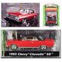 Greenlight 65 Chevy Chevelle Ruedas De Goma Solo Envios