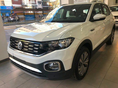 Vw 0km Volkswagen T-cross 1.6 Msi Highline At Tcross 2020 B