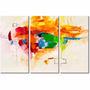 Cuadros Abstractos Tripticos Salon Living Habitacion Sillon