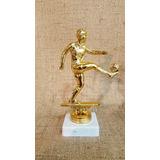 Trofeo Plástico Fútbol - Souvenir