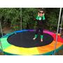 Cubre Resortes Cama Elástica 3,05 Mts Varios Colores
