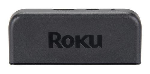 Streaming Media Player Roku Express+ 3910xb Estándar Negro