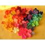 Flores Tejidas Al Crochet Pack X 150 Deco Ropa Souvenirs