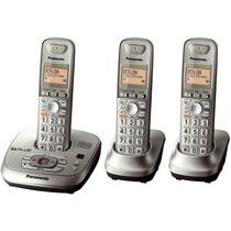 Telefono Inalambrico Panasonic Trio 4023 Contestador Dect 6