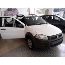 Fiat Strada Working Cabina Doble-anticipo $20.000 Y Cuotas