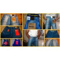 Jeans Levis Y Wrangler De Hombre Rectos