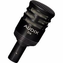 Audix D6 Microfono Audiomasmusica