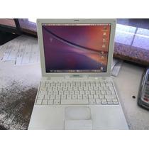 Ibook G4 Impecable / Cargador Original / Batería Nueva!