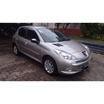 Peugeot 207 Compact 1.6 Xs 5 Puertas 2011 71800 Km Muy Bueno