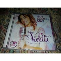 Violetta - Hoy Somos Mas (2013)
