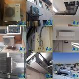 Instalación Y Reparación Aire Acondicionado Matriculado!!!