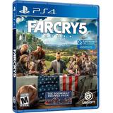 Far Cry 5 Ps4 Juego Nuevo Físico Sellado Subt Español Full