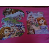 Kit Cumpleaños Princesita Sofia