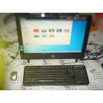 Computadora All In One Compaq Cq1-1007la Caja Orig Teclado
