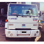 Ford Cargo 1722/43 Con Sistema Roll-off A Cable - Año 2005