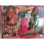 Barbie Ropa Fashionista Set Mattel
