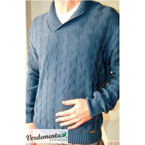 Sweater Algodón Smocking. Verdementa! Felices Fiestas!!!!!!!