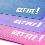 Colchoneta Yoga Mat 8mm. Fitness Pilates Gym Matt Importada