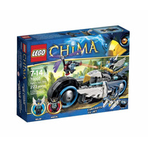 Lego Chima 70115 Ultimate Speedor O 70007 Eglors Twin Bike