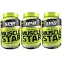 Promocion Musclestar 3 Kg Recuperador Muscular Post Entreno