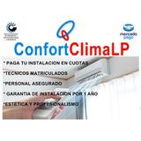 Instalación Split, Aire Acondicionado, Matriculado, La Plata