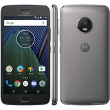 Motorola Moto G5 Plus Muy Bueno Gris Liberado