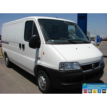 Ducato 2.3 0km, Financiada: $100.000 Y Cuotas Sin Interes.