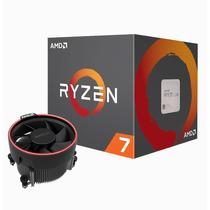 Procesador Amd Ryzen 7 2700 4.1ghz Turbo S. Am4 8 Core Logg