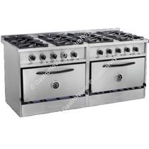 Busca cocina con dos hornallas y horno a gas con los for Cocinas 8 hornallas