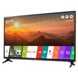 Smart Tv Led Lg 49 Lj5500 Full Hd Webos 3.5 Ips Hdmi Netflix