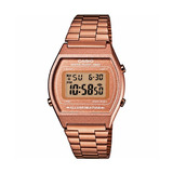 Reloj Casio Vintage B-640wc-5a Rose Envio Gratis