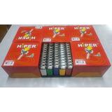 Encendedores Kiosco Hiper Model M 1-2 5x$22 Precio Mayorista