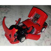 Ferrari F50 Burago Escala 1/18