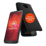 Celular Motorola Z3 Play 64gb Xt-1929 Power Edition Full Env