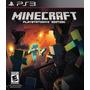 Minecraft Ps3 - Nuevo - Sellado - Formato Fisico - Nextgames