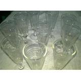 Copas Antiguas De Cristal Tallado Tamaño Jerez,  Hago Envíos