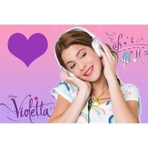 Kit Imprimible Violeta